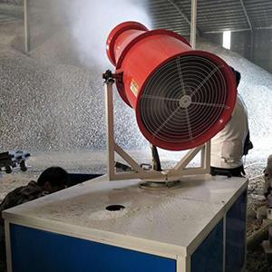 风送式雾炮的特点及使用